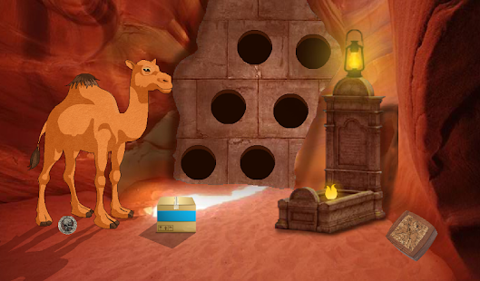 Camel Cave Escape- screenshot thumbnail