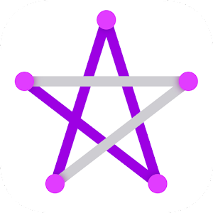 1LINE – One Line with One Touch New App on Andriod - Use on PC