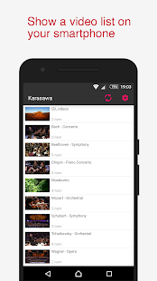 Karasawa - Video Player APK for Bluestacks