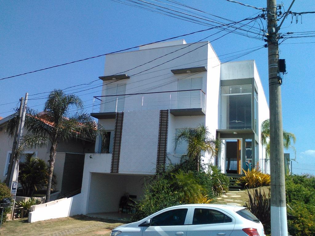 Casa residencial para venda e locação, Condomínio Terras de São Francisco, Vinhedo.