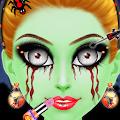 Halloween Girl Costume Party APK for Bluestacks