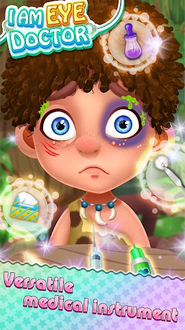 android I am Eye Doctor - Kids Fun Dr Screenshot 6