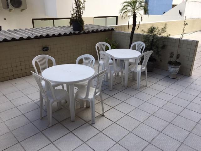 Apartamento com 2 dormitórios à venda, 54 m² por R$ 280.000 - Manaíra - João Pessoa/PB