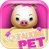 My Talking Pet APK for Bluestacks