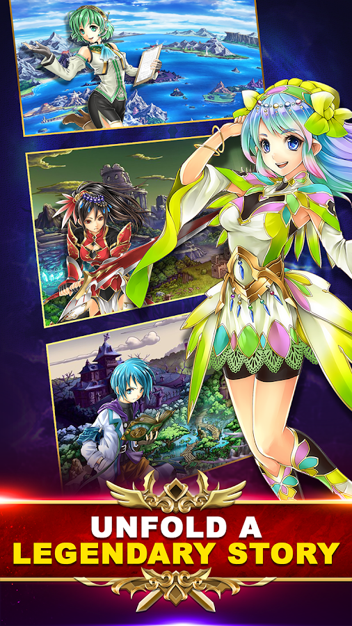 Brave Frontier RPG Screenshot 1