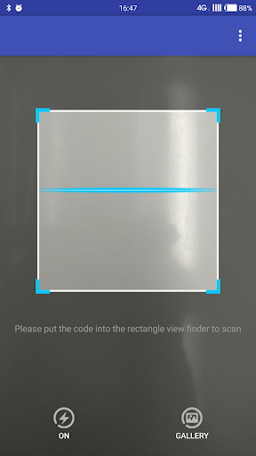 Free QR Code Scanner - Barcode Scanner screenshot 1