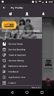 Mahindra With You Hamesha APK for Ubuntu