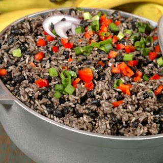 Black Beans and Brown Rice
