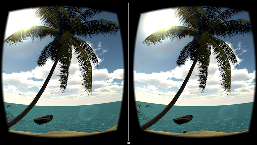 Tropical Dream VR - screenshot