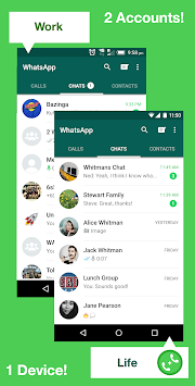 Multi Messenger For WhatsWeb APK screenshot thumbnail 2