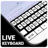 Download Free White Keyboard - Emoji, GIF, Stickers APK to PC