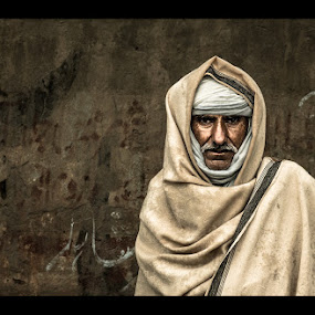by Awais Mustafa - People Portraits of Men ( senior citizen )