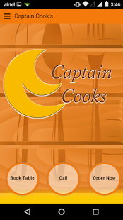 Captain Cooks - screenshot