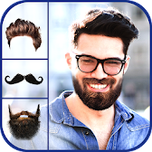 Men Mustache And Hair Styles APK Icon