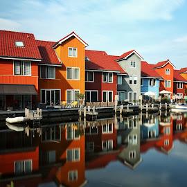 Rietdiephaven Groningen by Bernard Tjandra - Buildings & Architecture Other Exteriors