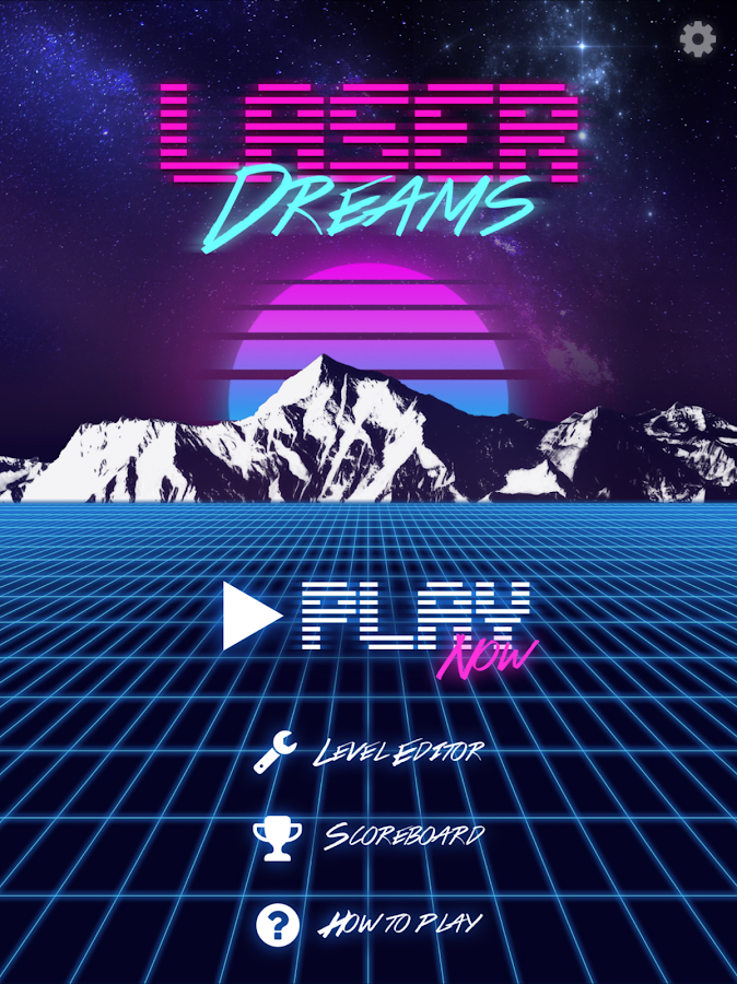 Laser Dreams - Brain Puzzle Screenshot 9