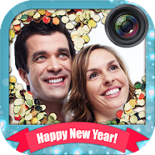 2017 Happy New Year Frames