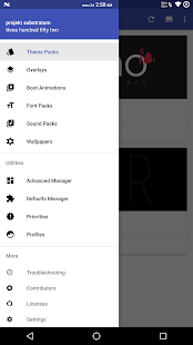substratum theme engine ★ root