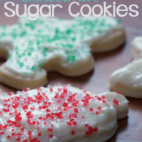 Best Soft Sugar Cookie