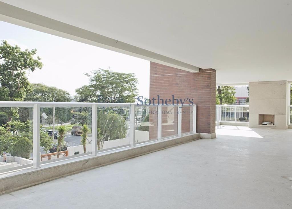 Apartamento de 5 dormitórios à venda em Paraíso, São Paulo - SP