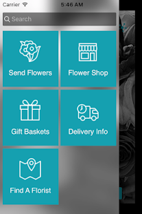 Flower Delivery - screenshot