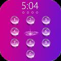 App lock screen - water droplet APK for Kindle
