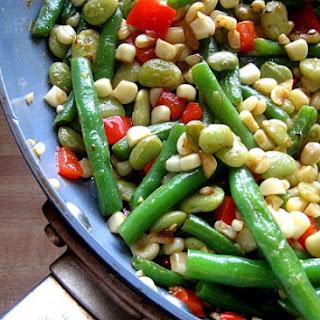 Succotash Green Beans Recipes