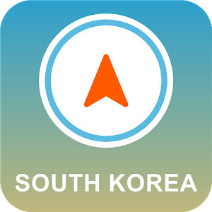 South Korea Offline GPS