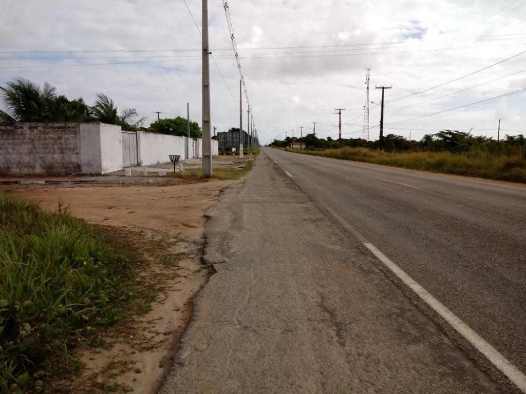 Terreno comercial à venda, Praia do Amor, Conde - TE0614.