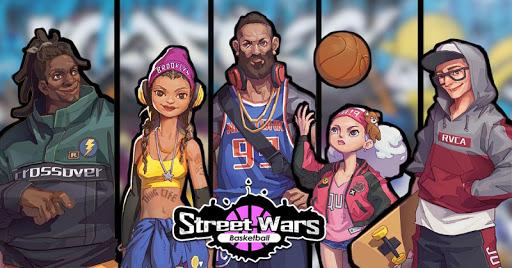 Street Wars: Basketball