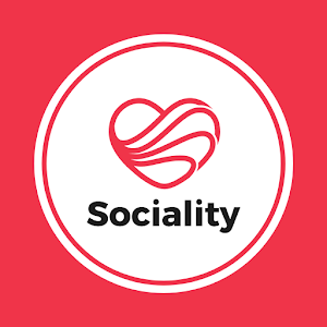 Sociality - Meet, Chat or Date People For PC (Windows & MAC)
