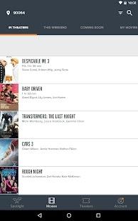 Fandango Movies APK for Bluestacks