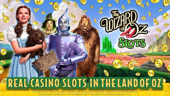 Wizard of Oz Free Slots Casino- screenshot thumbnail