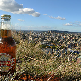 Innis and Gunn 2  by Ewan Allardice - Food & Drink Alcohol & Drinks