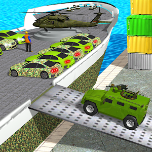 Army  Cars Transport Simulator 2019 For PC / Windows 7/8/10 / Mac – Free Download