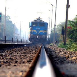 by Dr .Ghanshyam Patel - Transportation Trains (  )