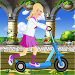 Miss Barbie Ride Scooter 6.0 Apk