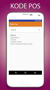 App Kode POS Indonesia apk for kindle fire