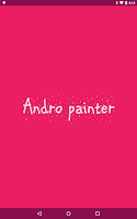 Screenshot of AndroPainter (Paint app)