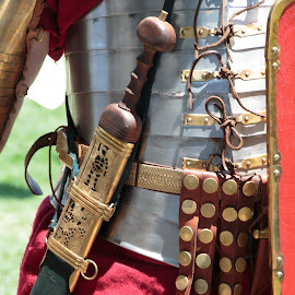 The Roman by Randi Hodson - Artistic Objects Clothing & Accessories ( costume, man, sword )