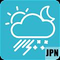 App 日本気象情報 apk for kindle fire