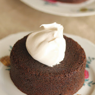 Gingerbread Baby Cakes