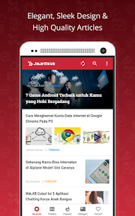 JalanTikus APK for Bluestacks