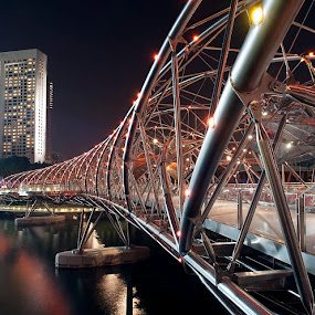 Bridge Beauty by Hanif Ipangraphy - Buildings & Architecture Bridges & Suspended Structures