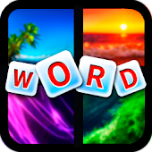 Download 4 pics 1 word APK on PC