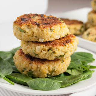 Italian Quinoa Patties