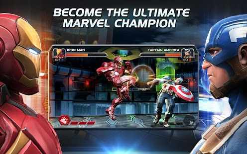 MARVEL Contest of Champions- screenshot thumbnail