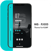 MS - PJ053 Theme for KLWP