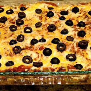 Vegetarian Mexican Casserole Recipes