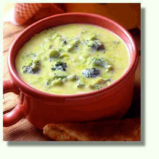 Broccoli-Cauliflower Soup – Home Baked Memories